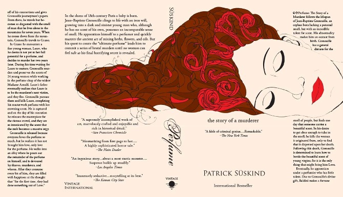 perfume by patrick suskind analysis Buy perfume: the story of a murderer by patrick süskind (book analysis): detailed summary  by patrick suskind perfume (penguin modern classics) [paperback].