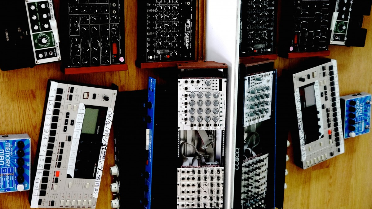 The music gear that made Factory Floor's album '25 25