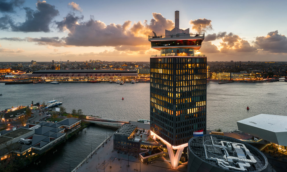 Amsterdam is launching the first socially distanced 'festival ...