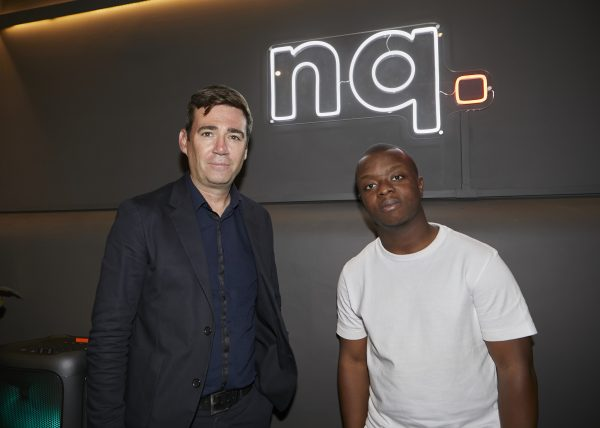 Michael Adex discusses discovering Aitch, and his new full-service entertainment company, NQ