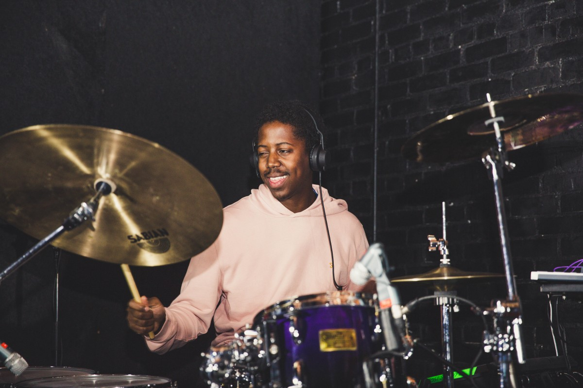 The art of jazz: A conversation with Moses Boyd | Dummy Mag