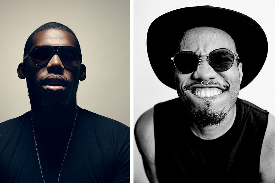 Anderson Paak Is Working On New Music With Flying Lotus