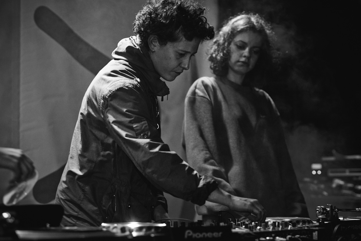 Listen to Tirzah and Micachu on Greco-Roman's NTS Radio show